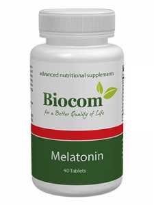 Melatonin hormon - altató