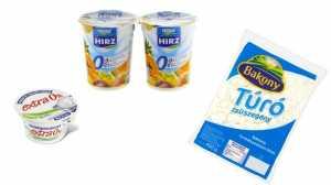 Diétás ételek - csökkentett zsírtartalom