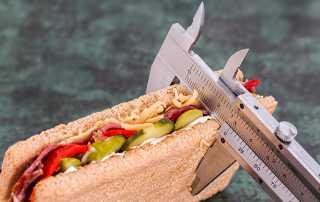 Diéteás ételek - fogyókúra
